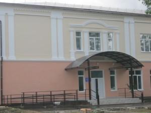 Здание основной школы